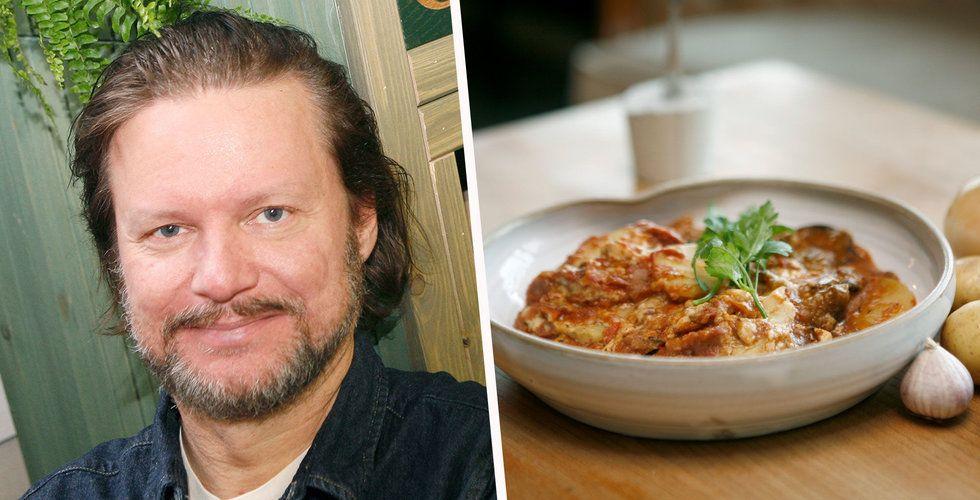 Thomas Löfgren grundade Junkyard – nu satsar han på vegetarisk snabbmat