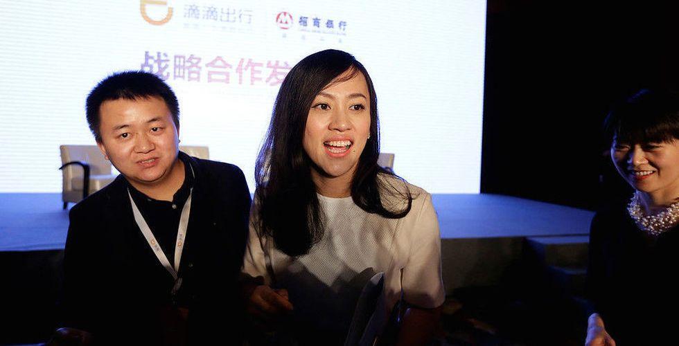 Apple köper kinesisk Uberkonkurrenten Didi Chuxing