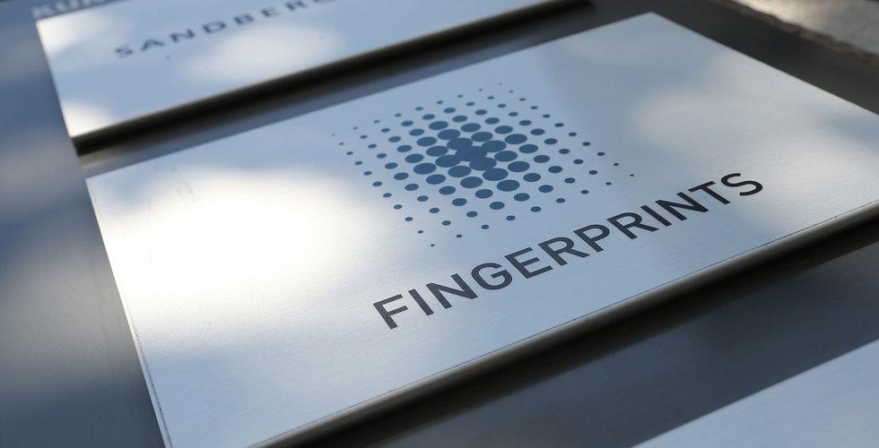 Fingerprint Cards nya ultraljudssatsning gör det lättare att låsa upp telefonen