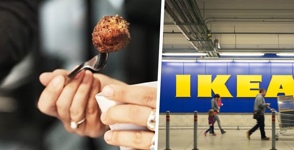 Ikeas klassiska köttbullar – snart i köttfri version