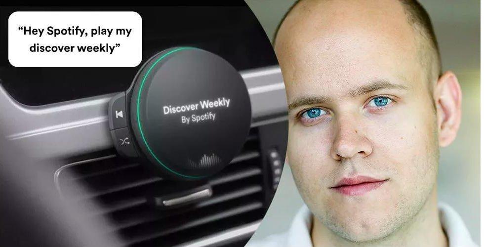 Spotify uppges släppa sin första hårdvaruprodukt i år