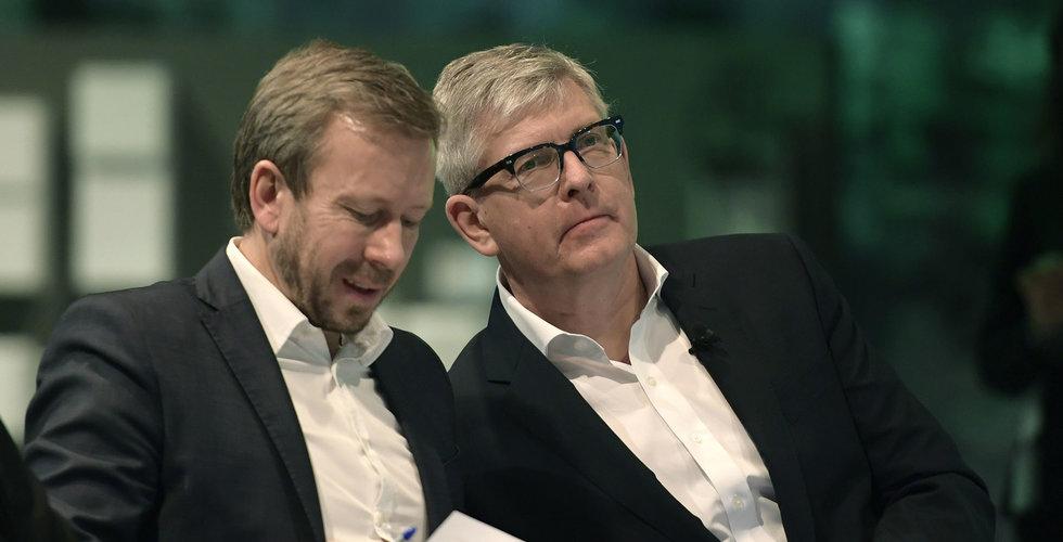 Efter miljardförlusten – Ericsson stoppar aktieprogram till anställda