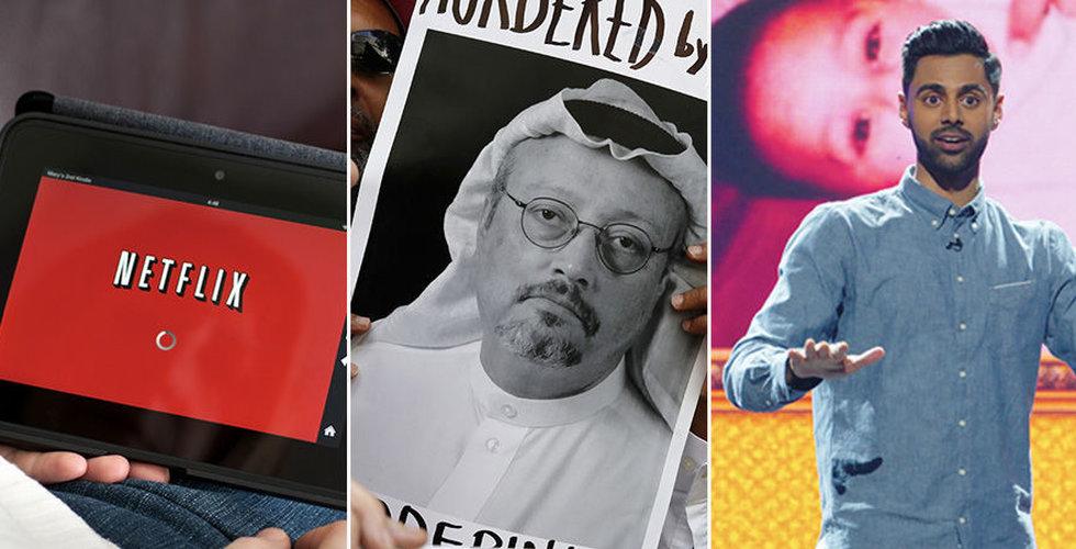 Netflix drar tillbaka avsnitt – efter begäran från Saudiarabien