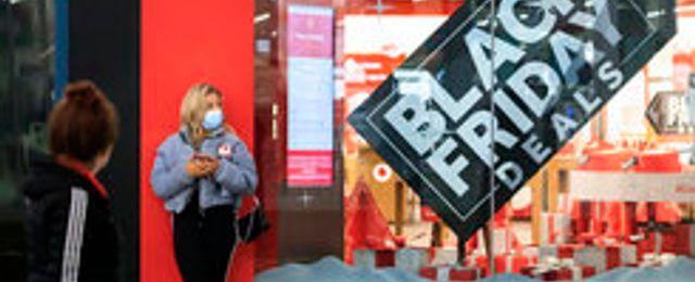 """Starka försäljningssiffror under Black Friday: """"Rekordartad tillväxt"""""""