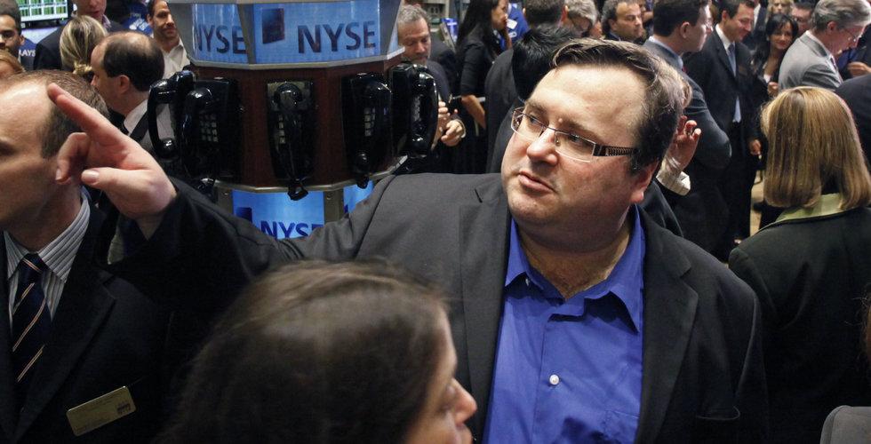 Breakit - Efter uppköpet: Linkedin-grundaren tas in i Microsofts styrelse