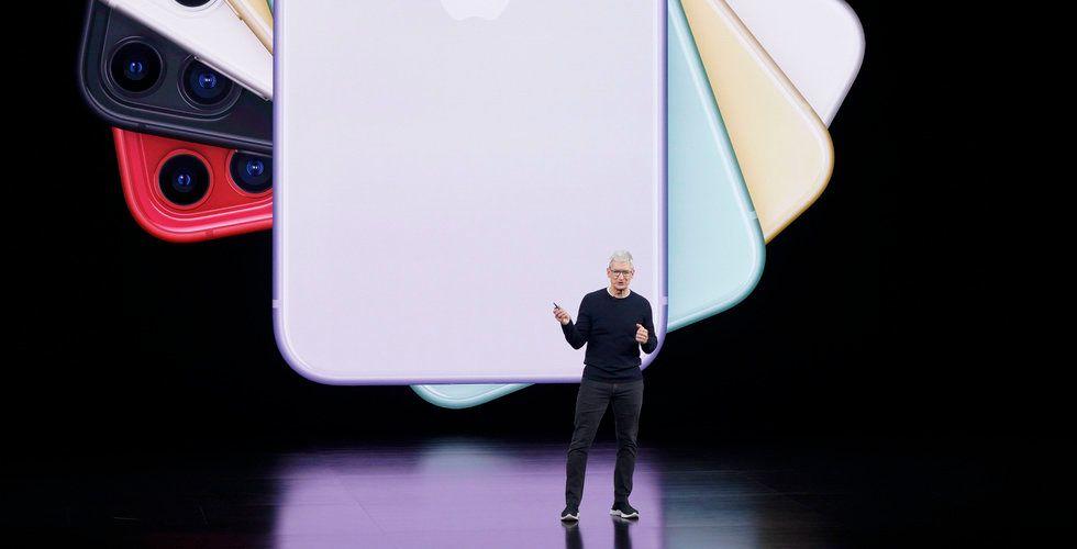 Apple rekryterar tidigare Warner-chef