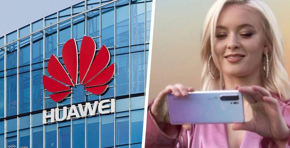 Huaweis operativsystem kan vara klart redan i augusti eller september