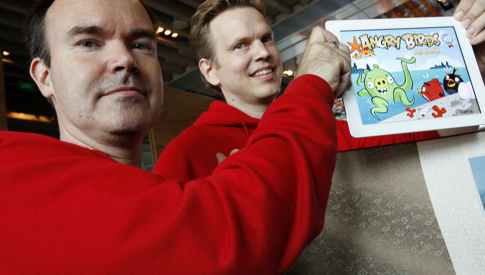 Klart: Angry Birds-skaparen Rovio sparkar 213 anställda