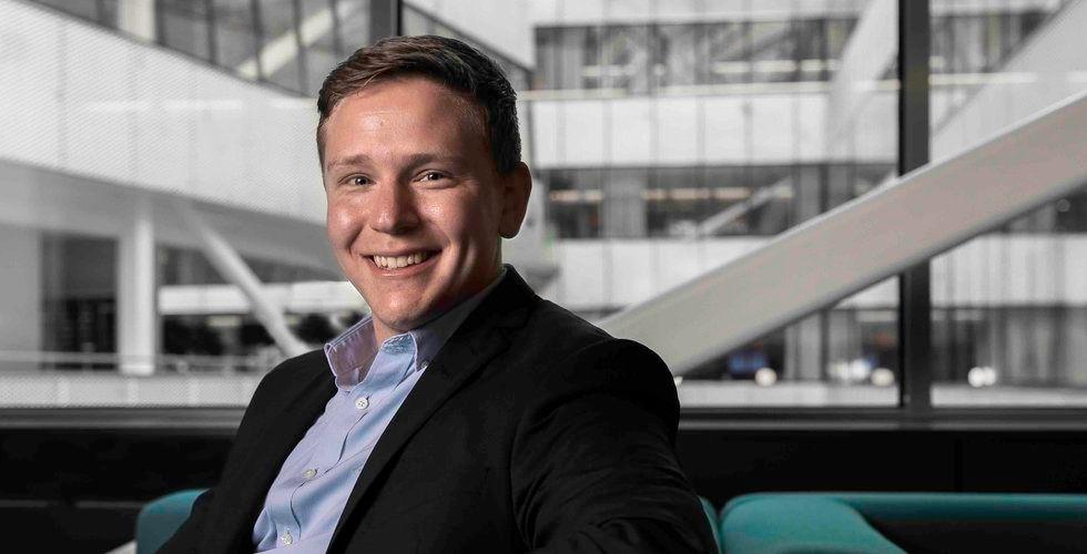30-årig bank-vd i jätteinvestering med ny digital företagsbank