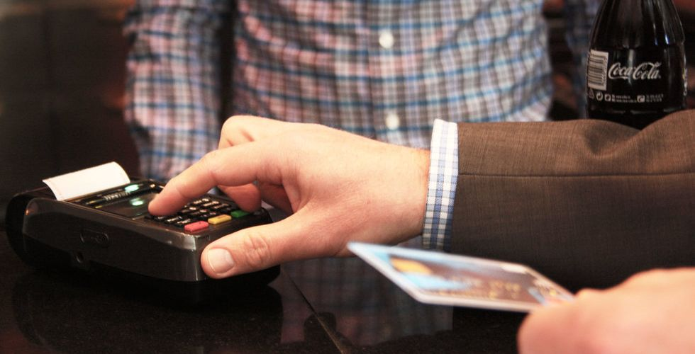 Breakit - West först i Sverige med kontaktlösa betalningar i butik