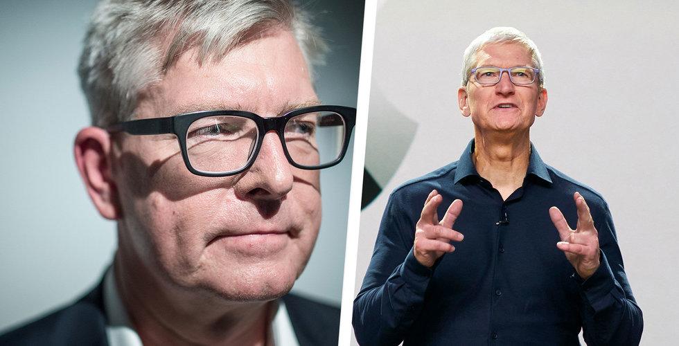 Ericsson stämmer Apple i dispyt kring patentlicenser