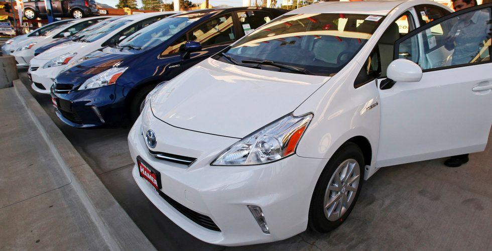 Breakit - Toyota planerar att lansera mer än 10 nya elbilsmodeller under tidiga 2020-talet