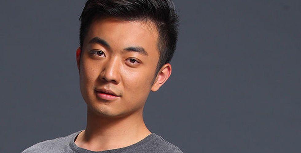 Breakit - Han hoppade av skolan - och grundade en mobiljätte i Kina