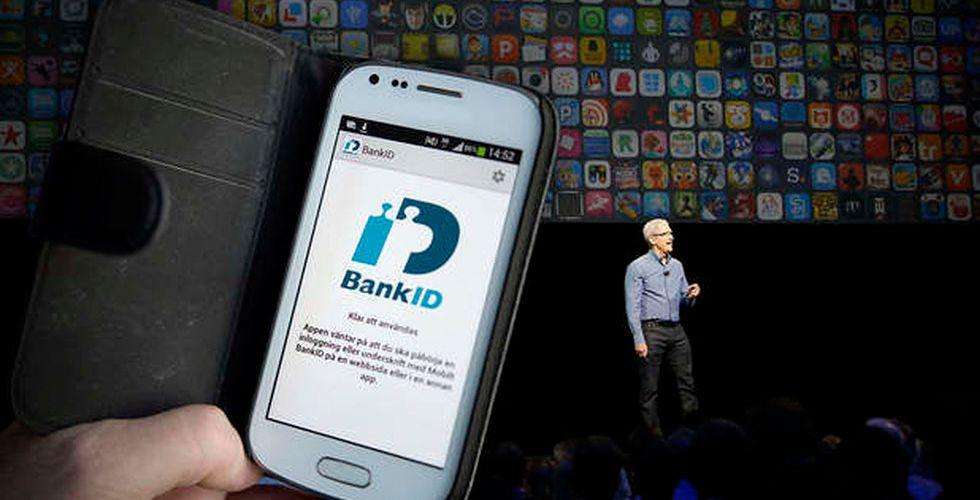 Bekräftat: Mobilt bank-id undantas från Apples regler