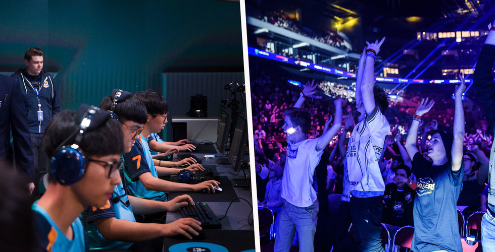 MTG-ägda ESL ökade publiken på esport med 90 procent