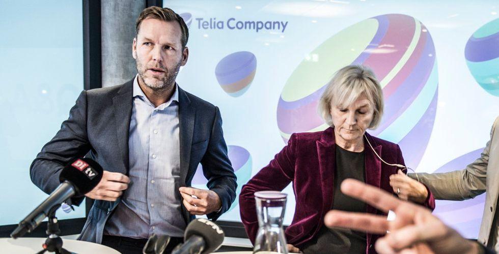"""Telia dementerar miljardnotan: """"Det finns inget avtal"""""""