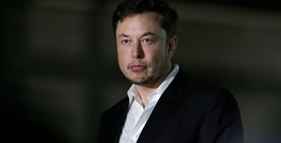 Breakit - Elon Musk i Twitter-attack mot grottutforskare som kritiserade hans ubåt