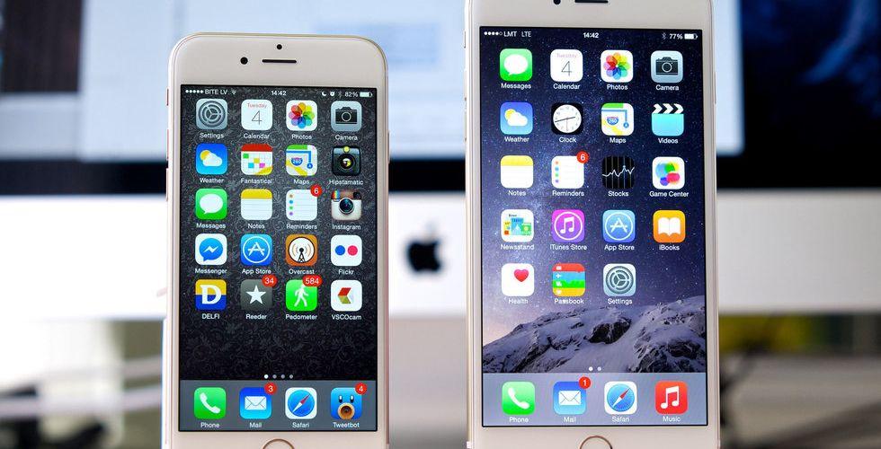 Breakit - Apples väntas presentera ny variant av Iphone på måndagen