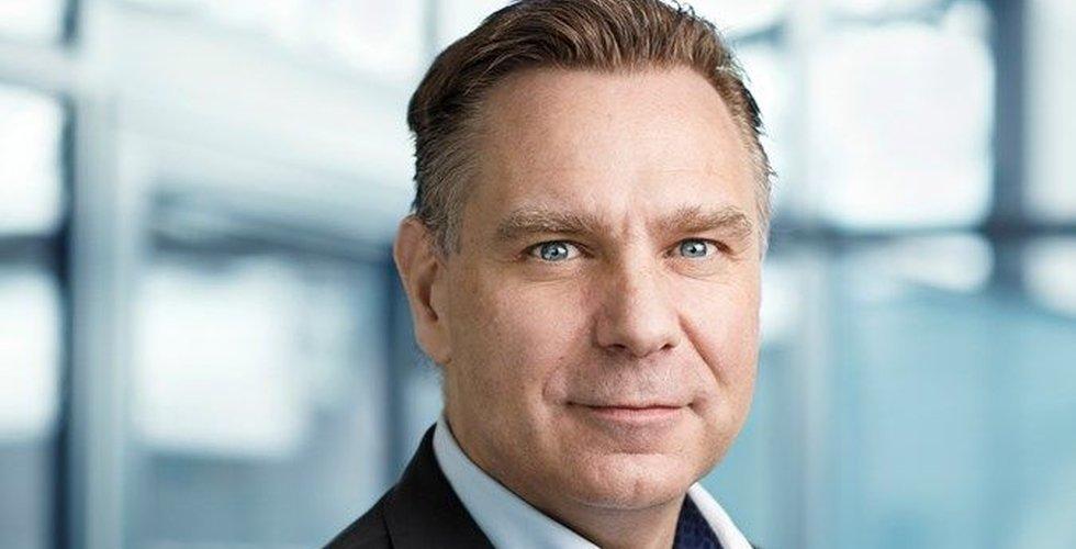 Anders Olsson blir ny vd för Telia Sverige