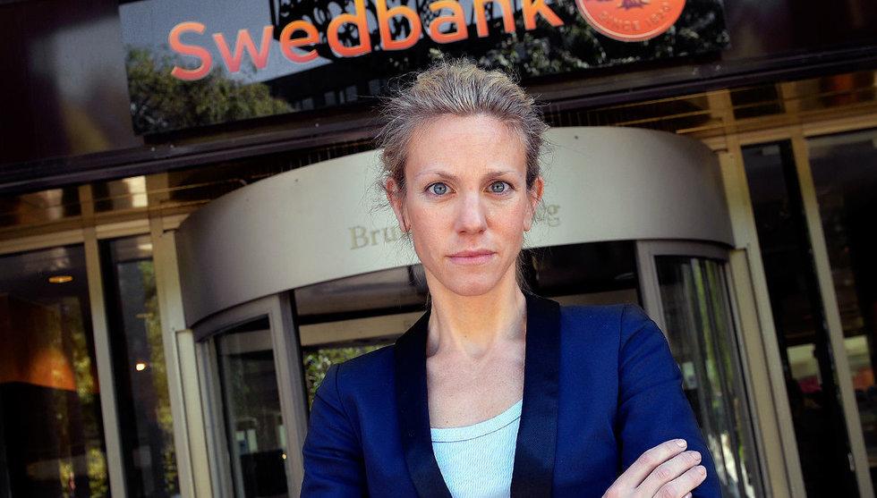"""Anna Felländer lämnar Swedbank: """"Redo för nästa steg"""""""