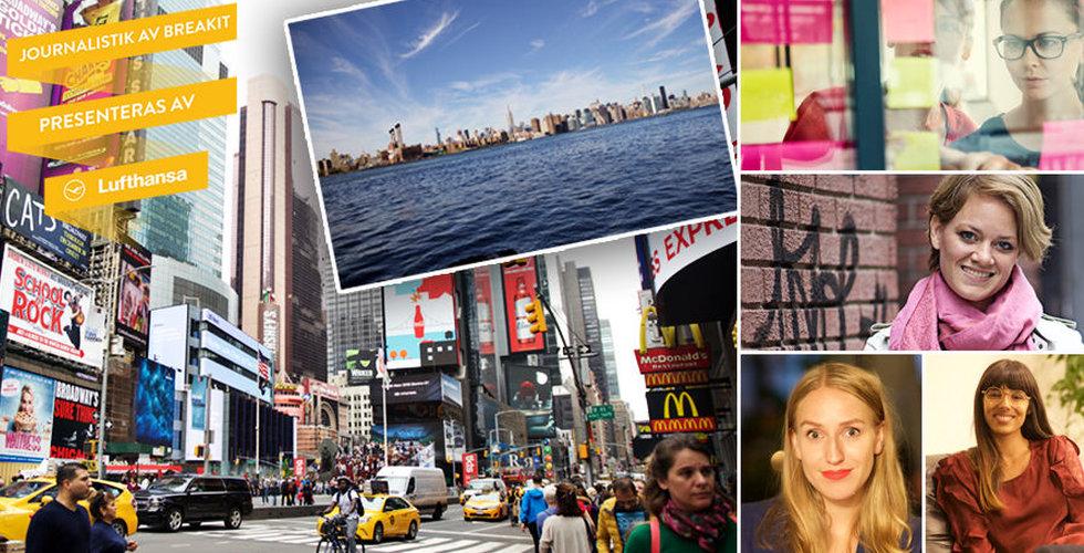 Svenskarnas bästa tips för att starta bolag från New York