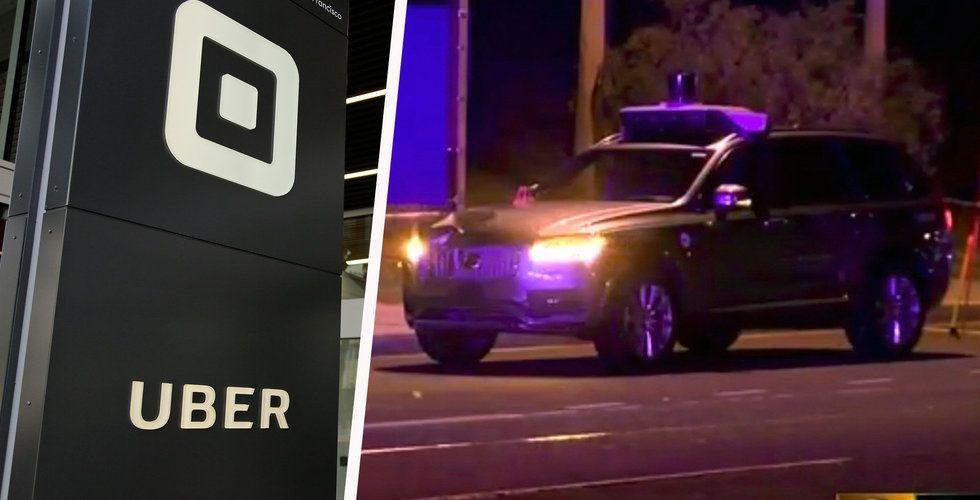 Polisen om dödsolyckan med Ubers självkörande Volvo: Inte bilens fel