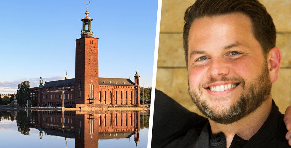 Paypal-chefen lovar storsatsning på Stockholm
