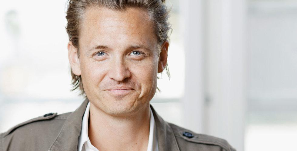 Breakit - Så mycket sålde Niklas Adalberth Klarna-aktier för förra året