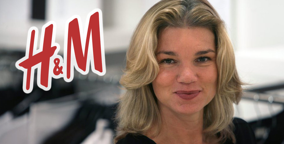Breakit - H&M-toppen sjukskriven på halvtid