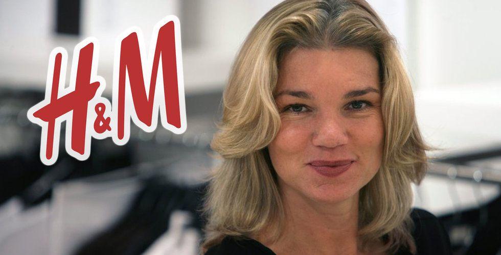 H&M-toppen sjukskriven på halvtid