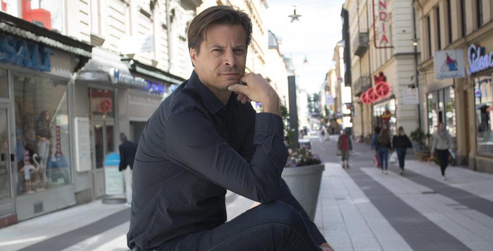 Breakit - Från toppjobb på Klarna till miljardaffärer – Mathias Hedlund flyger fram