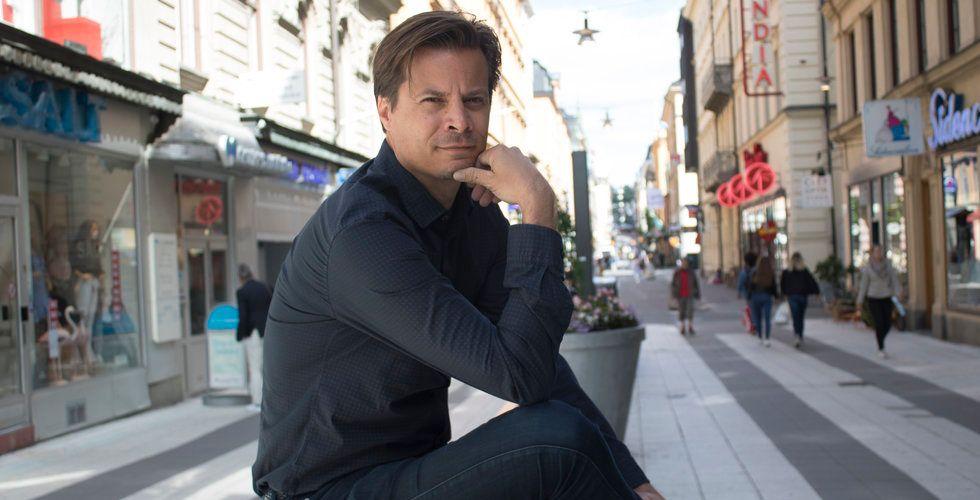Från toppjobb på Klarna till miljardaffärer – Mathias Hedlund flyger fram