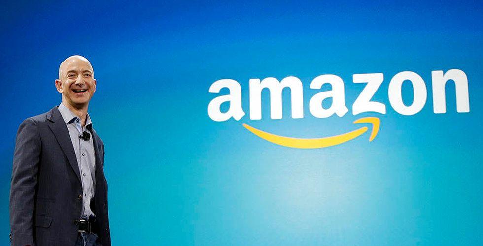 Amazon söker över 1 400 personer i Indien