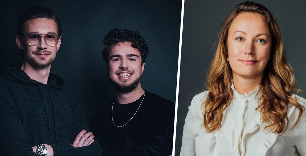 Creed Media siktar mot 100 miljoner – Natasha Westlund är nyckeln