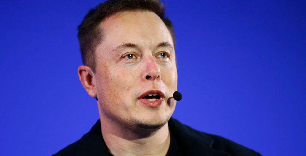 Sverige och Finland kan bli först ut med Elon Musks supertåg
