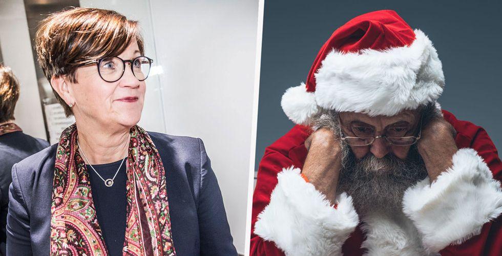 Skatteverket och Kronofogden köper julklapp för miljoner – från krisande Goyada