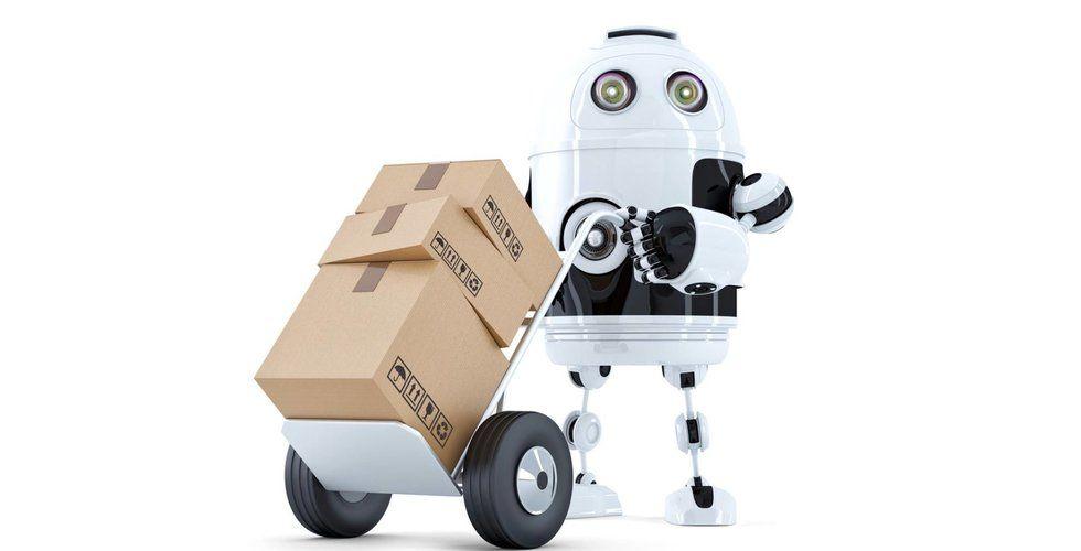 Alibaba ska leverera varor med förarlös robot