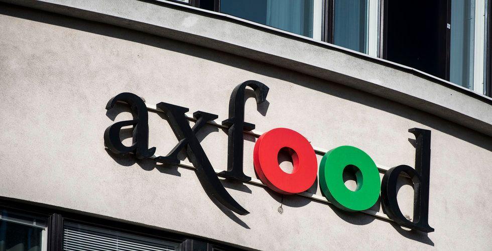 Breakit - Axfood inför papperslösa kvitton