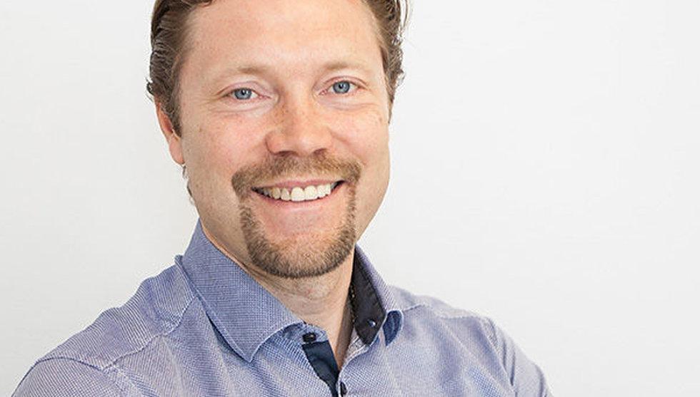 Hans AI-startup tar in 44 miljoner kronor – ställer in siktet på USA
