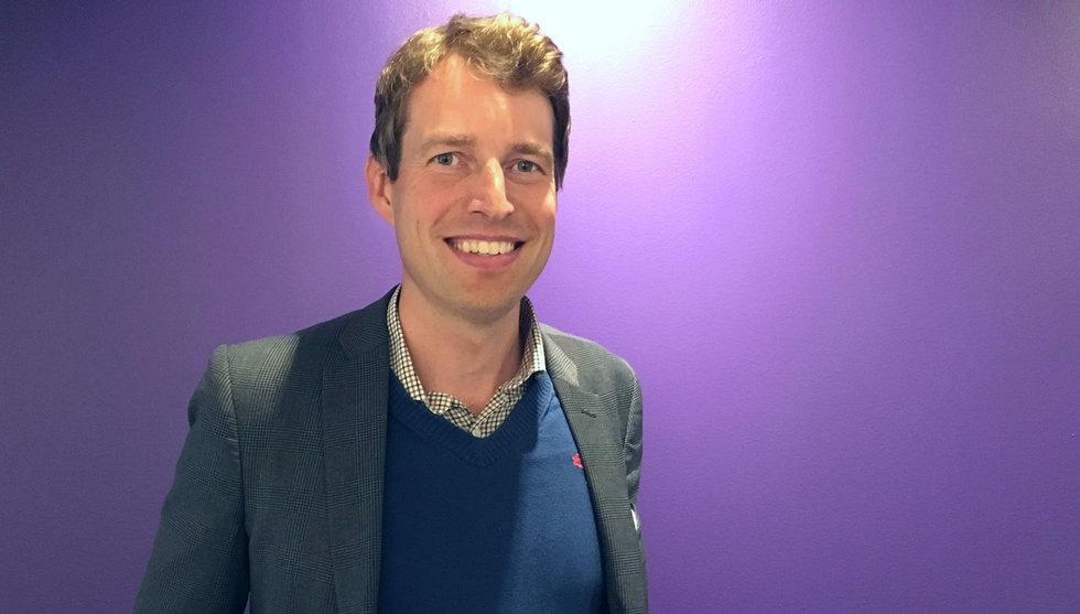 """Brandberg satsar på foodtech: """"Finns stora pengar att tjäna"""""""