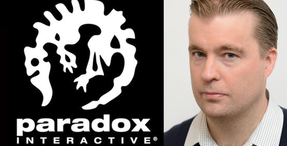 Breakit - Spelbolaget Paradox ökar omsättningen – men Wester är självkritisk