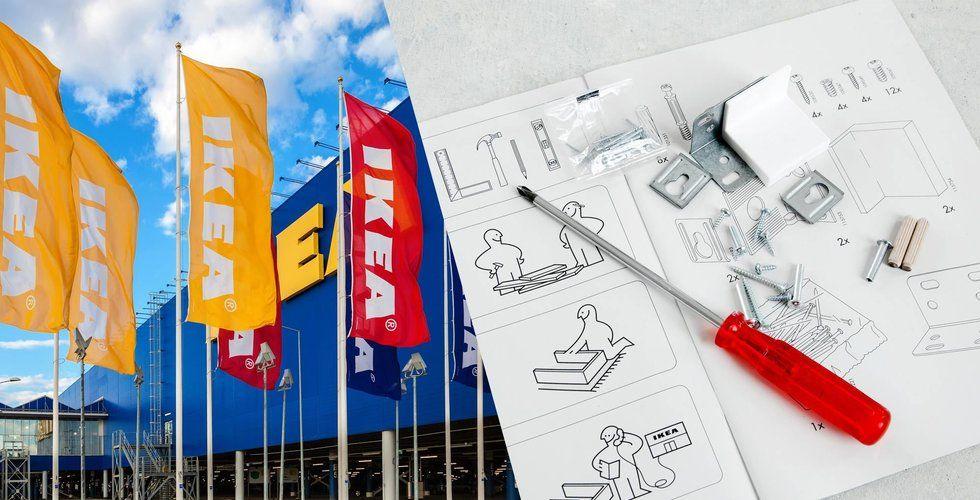 Amerikanska Ikea-kunder får skruvhjälp via Taskrabbit - Breakit