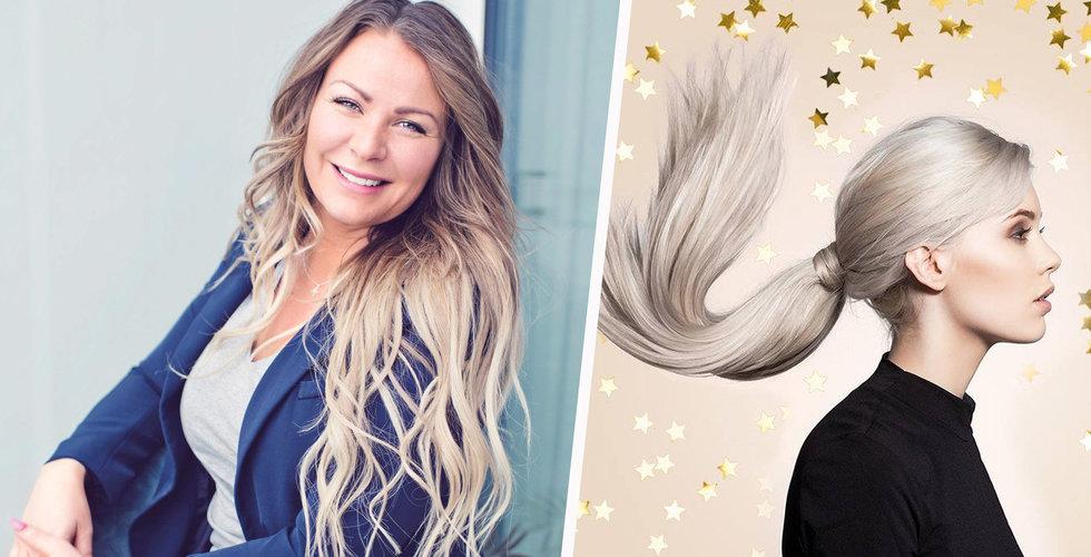 Grundaren Ida Backlund gör comeback i Rapunzel of Sweden – efter fyra år