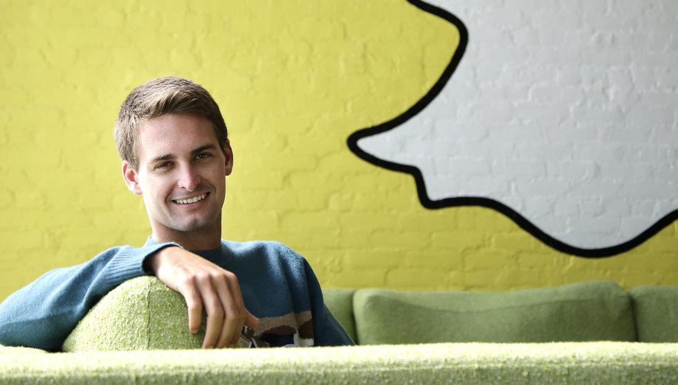 Breakit - Nya rekordsiffror för Snapchat – nu lika stora som Facebook