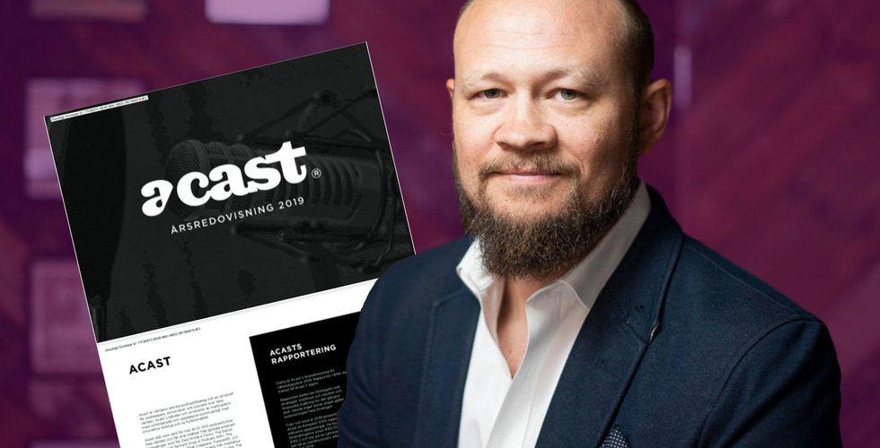 Stämningen, bonusen, prislappen, jätteemissionen – nu avslöjas nya hemliga detaljer i Acast