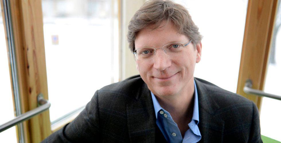 Breakit - Zennström blir herre på täppan - större än EQT:s techfond