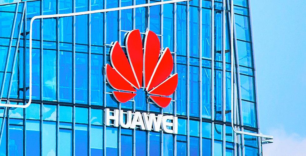 Huawei tvingas ställa in lansering av laptop efter USA:s svartlistning