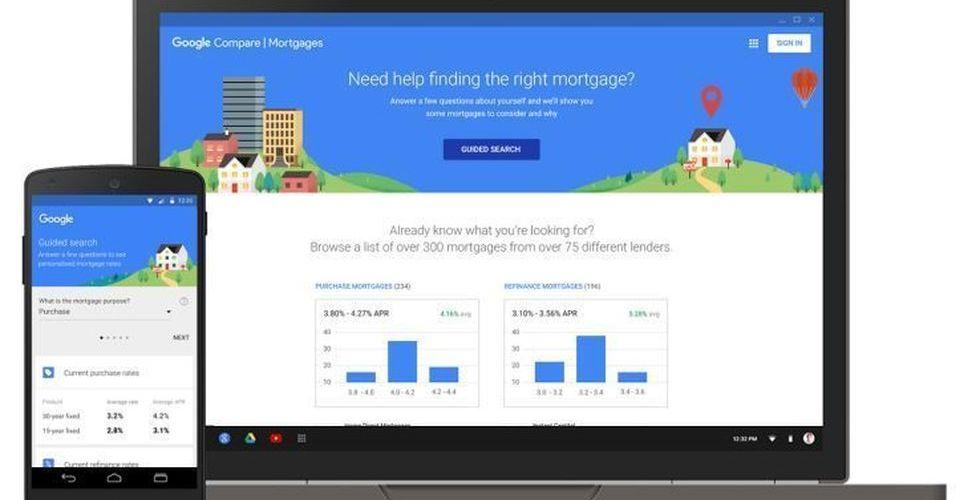 Google vill sänka din ränta - lanserar tjänst som jämför bolån