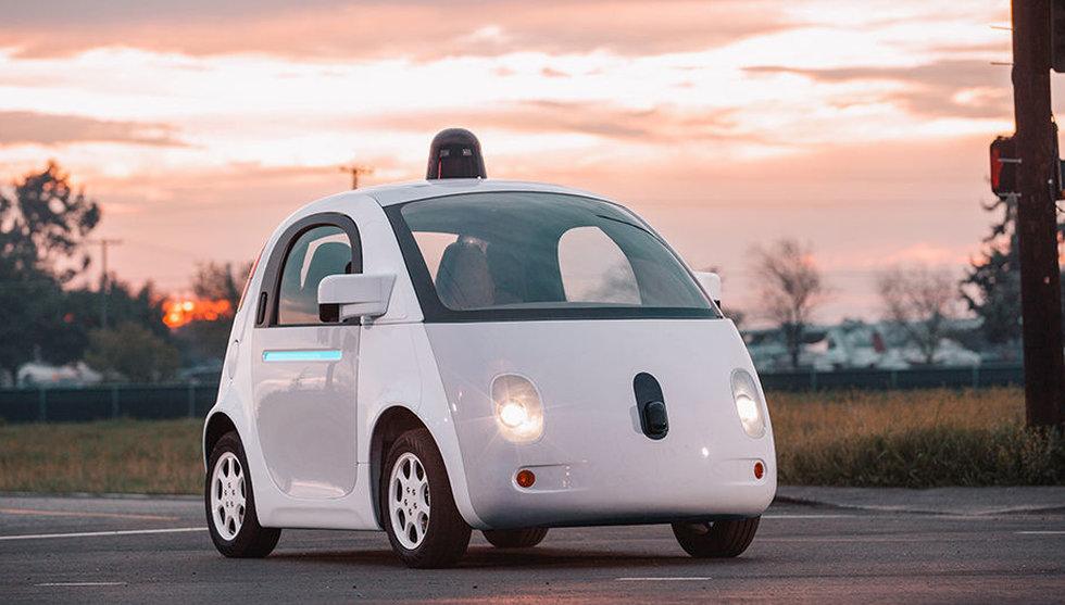 Breakit - Google massanställer för fortsatt storsatsning på självkörande bilar