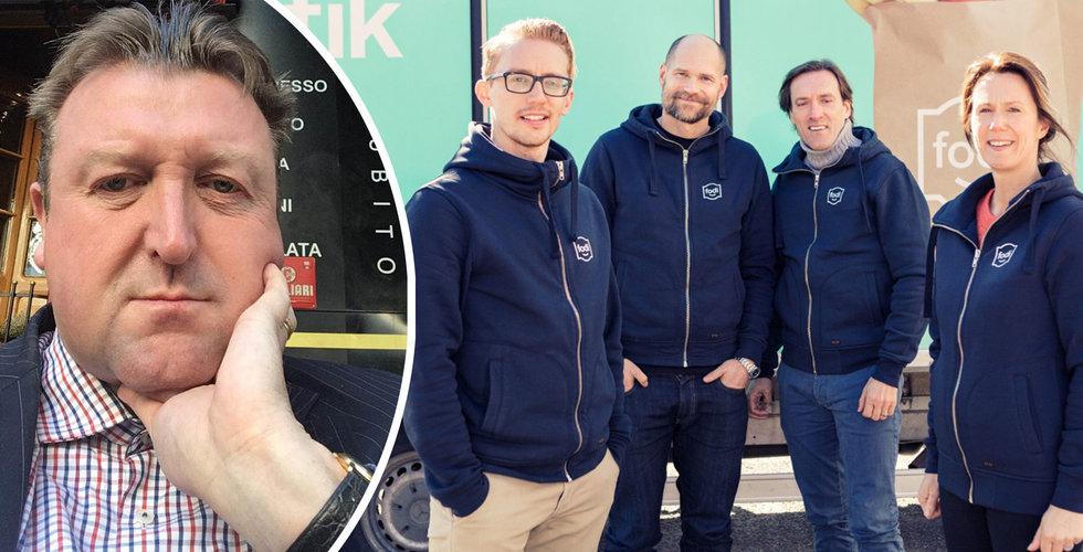 Efter Fodi Skandinaviens konkurs – ägaren bakom Onoterat besviken